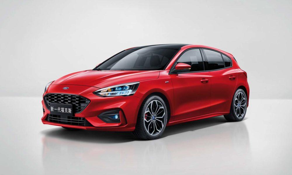 2019-4th-generation-Ford-Focus-5-door-hatchback-ST-Line-Asia