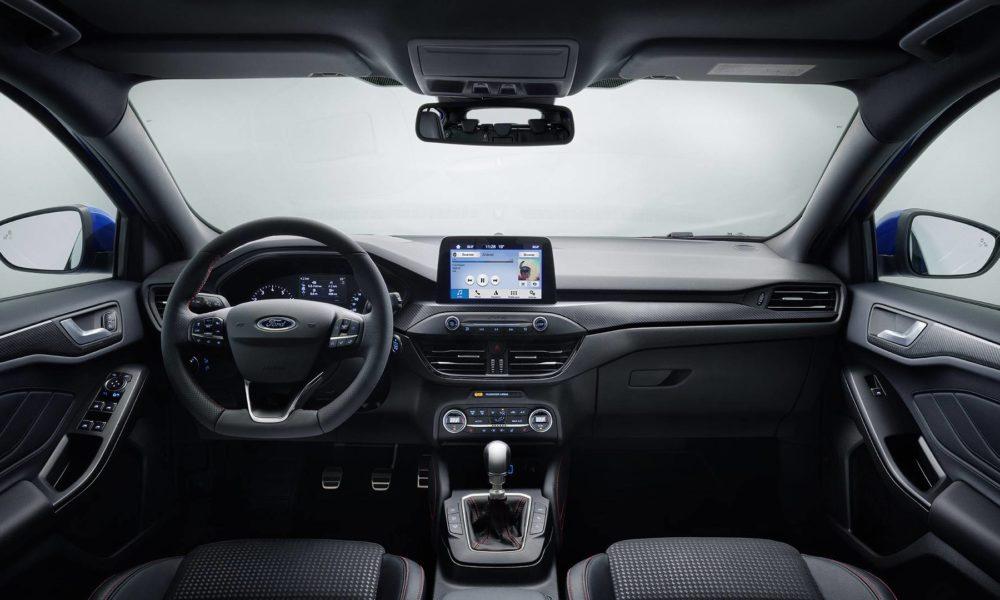 2019 ford focus range revealed
