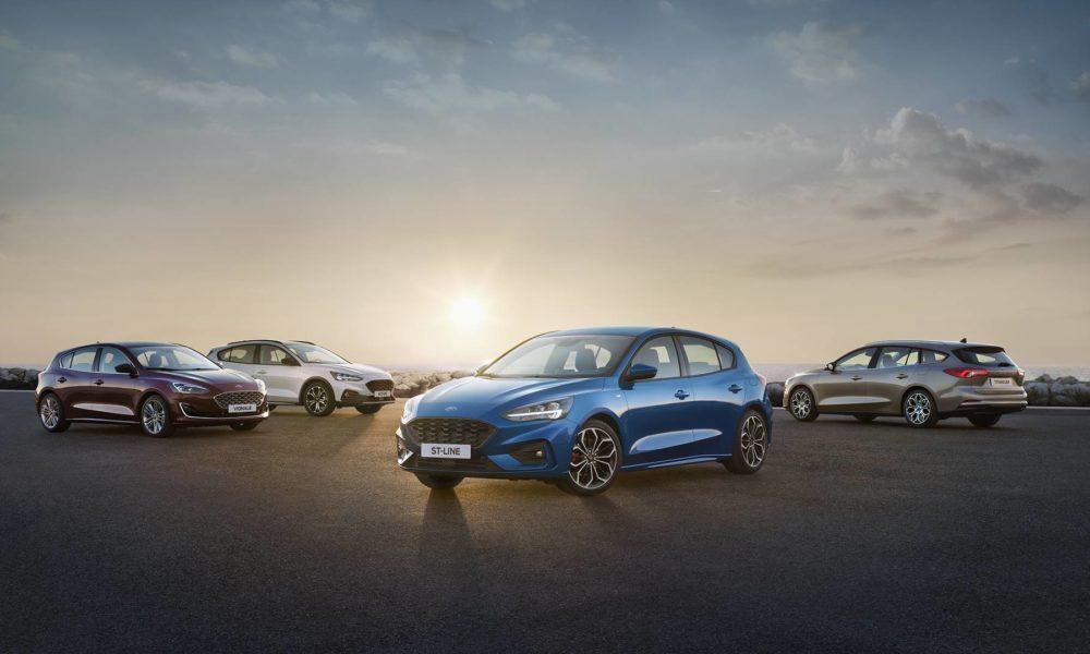 2019-4th-generation-Ford-Focus-range