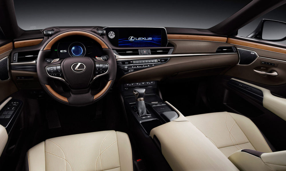 2019-7th-generation-Lexus-ES-300h-interior