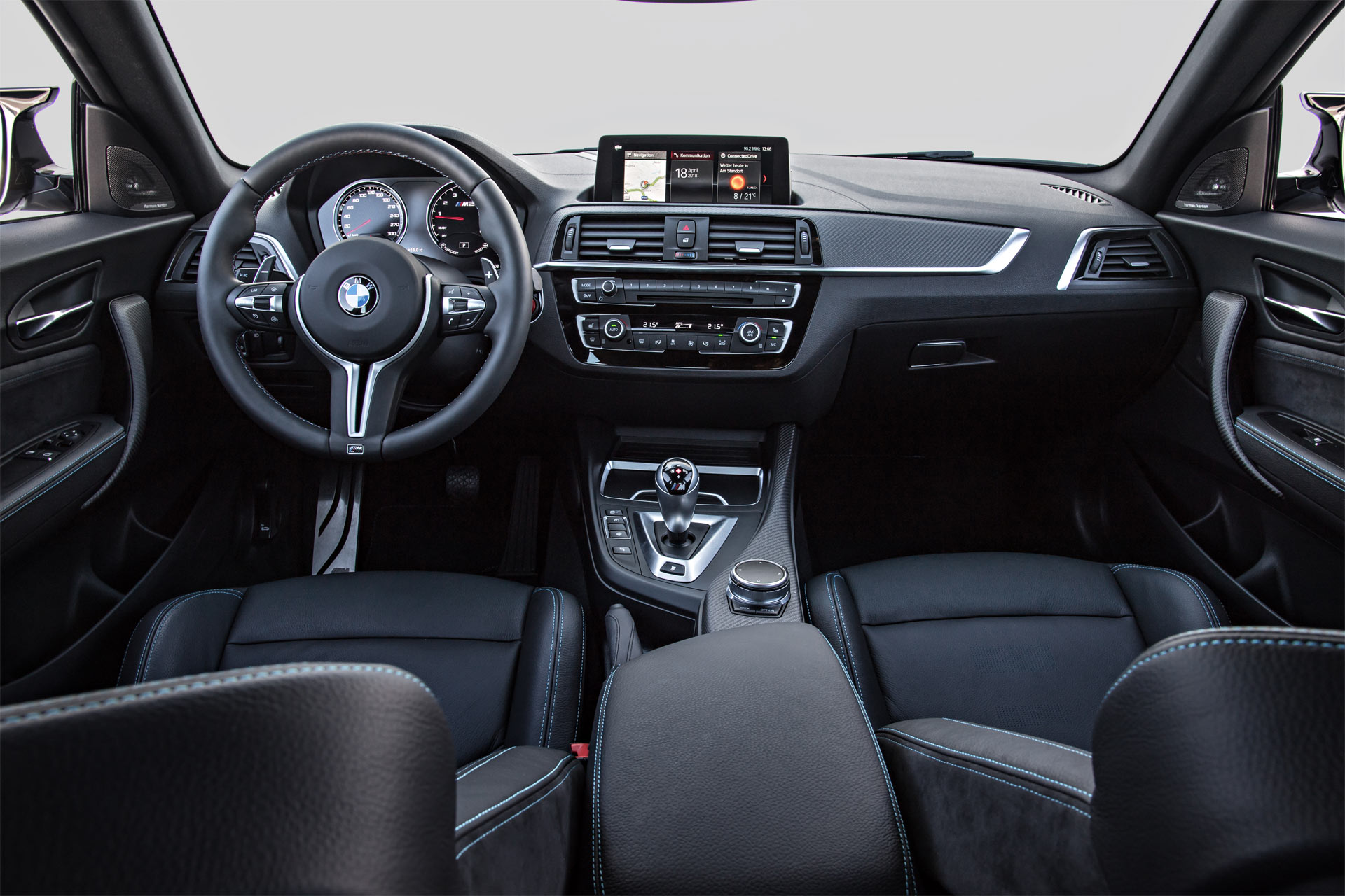 2019-BMW-M2-Competition-interior