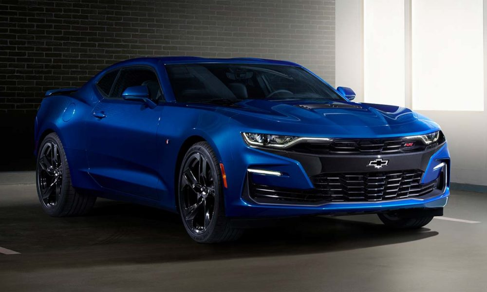 2019 Chevrolet Camaro revealed with new Turbo 1LE trim ...