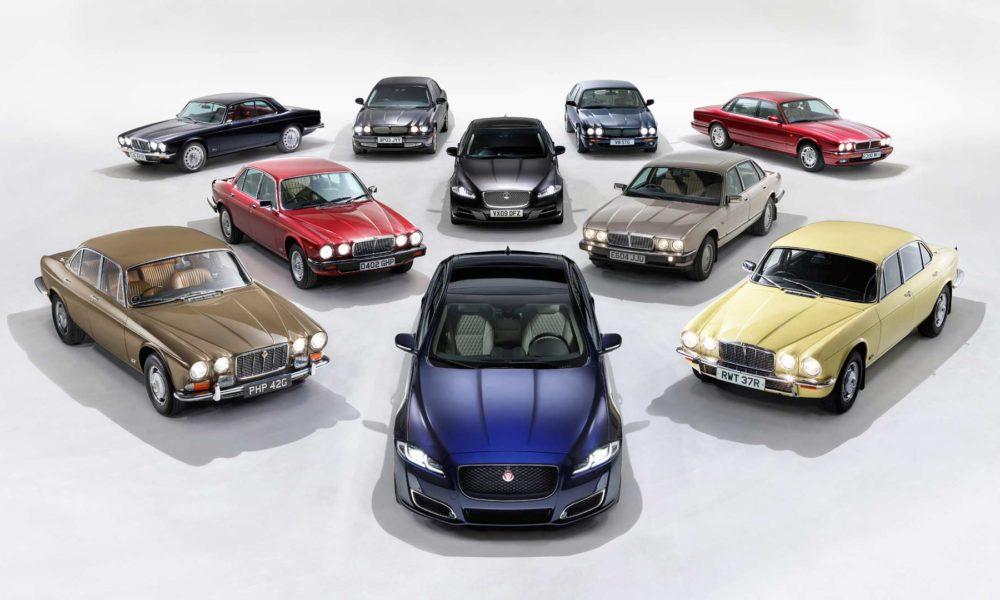 Jaguar celebrates 50 years of XJ saloon with XJ50 - Autodevot