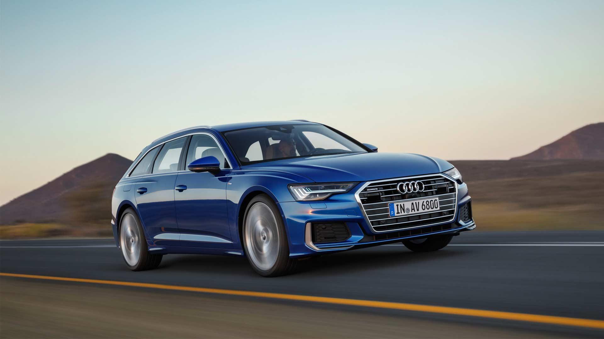 8th-generation-2018-Audi-A6-Avant
