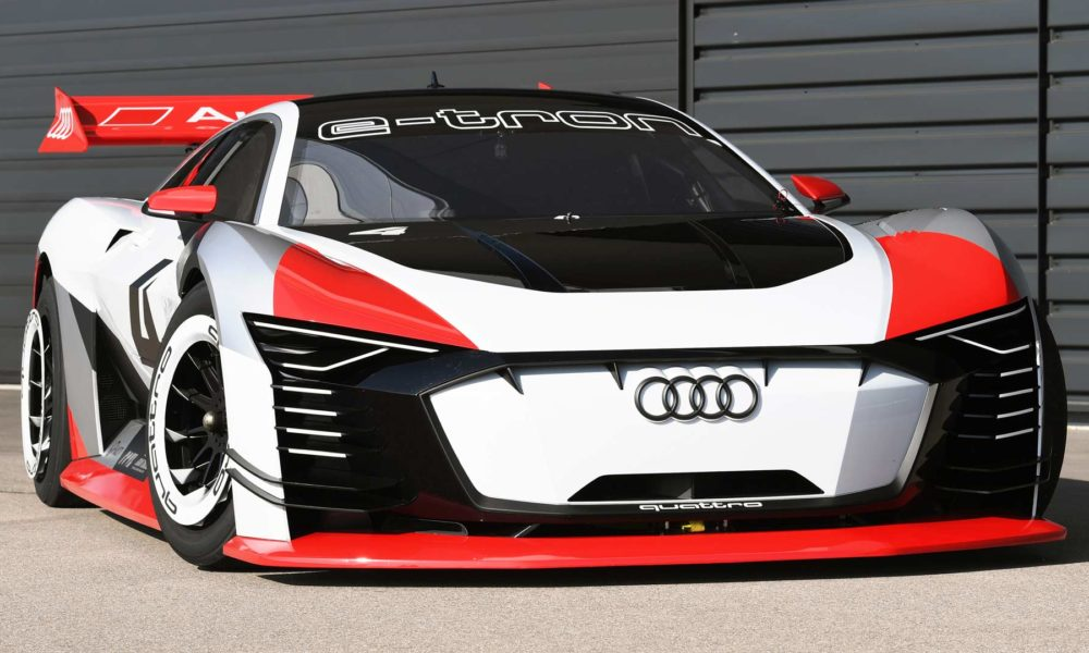 Audi e-tron Vision Gran Turismo is now a working concept ...