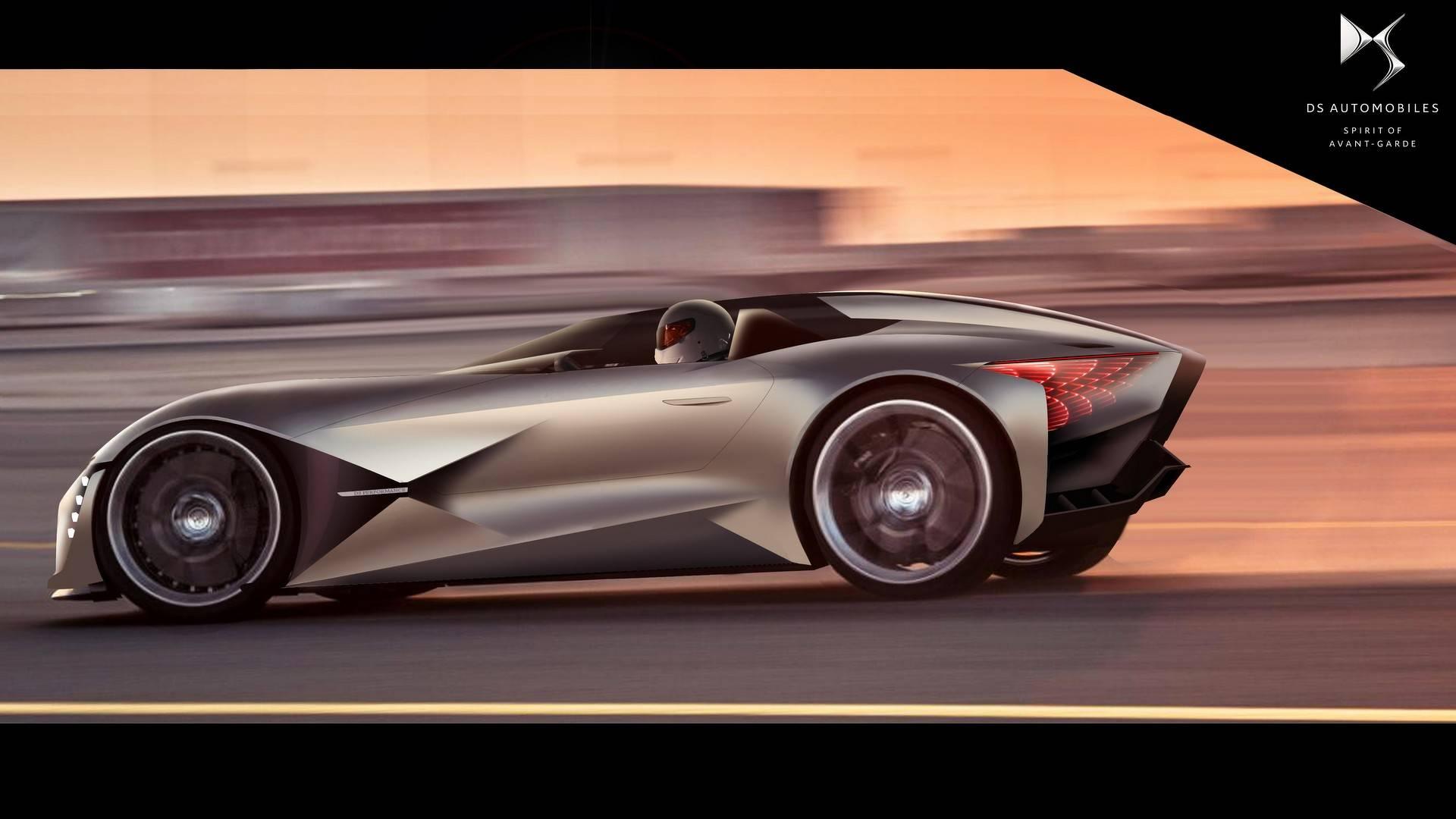 DS X E-Tense electric hypercar concept_2
