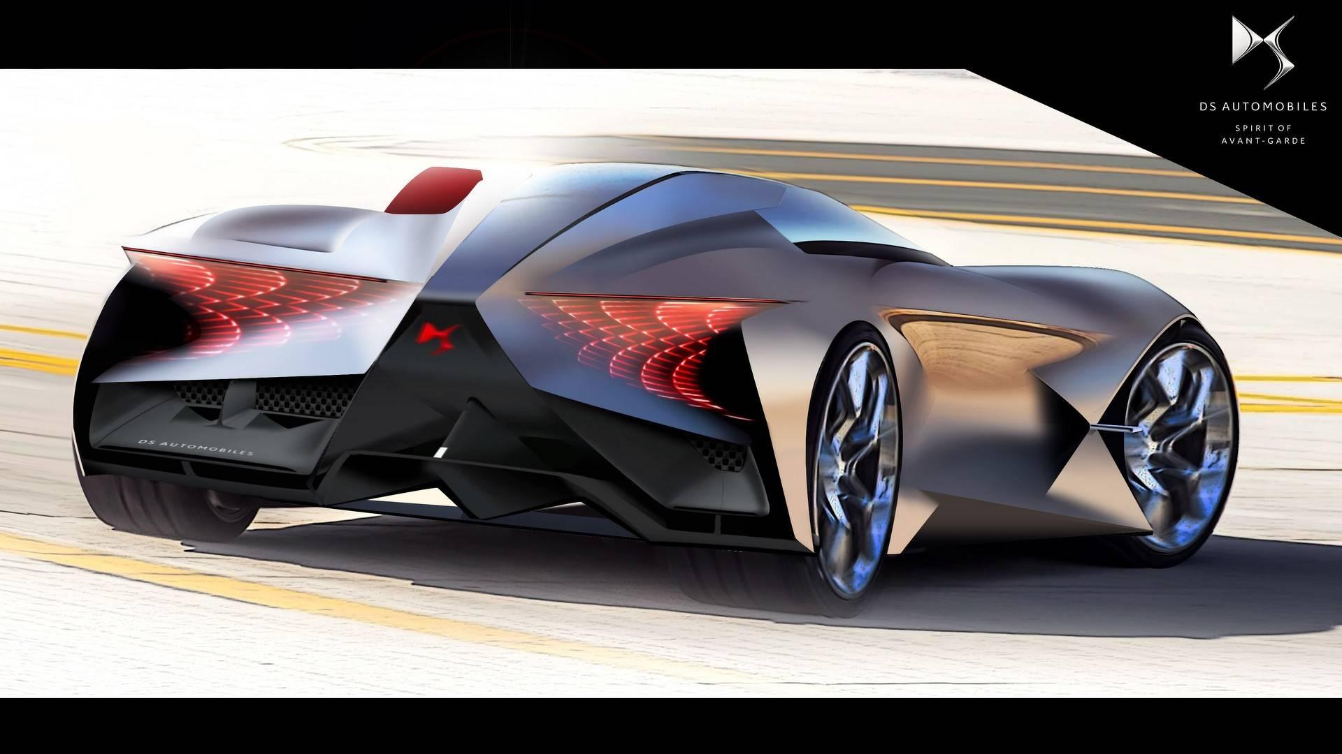 DS X E-Tense electric hypercar concept_3