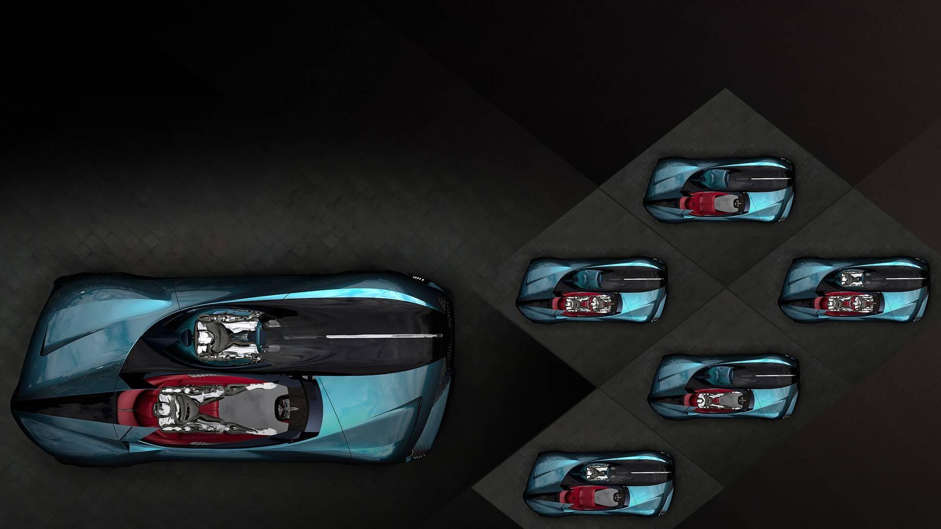 DS X E-Tense electric hypercar concept_4