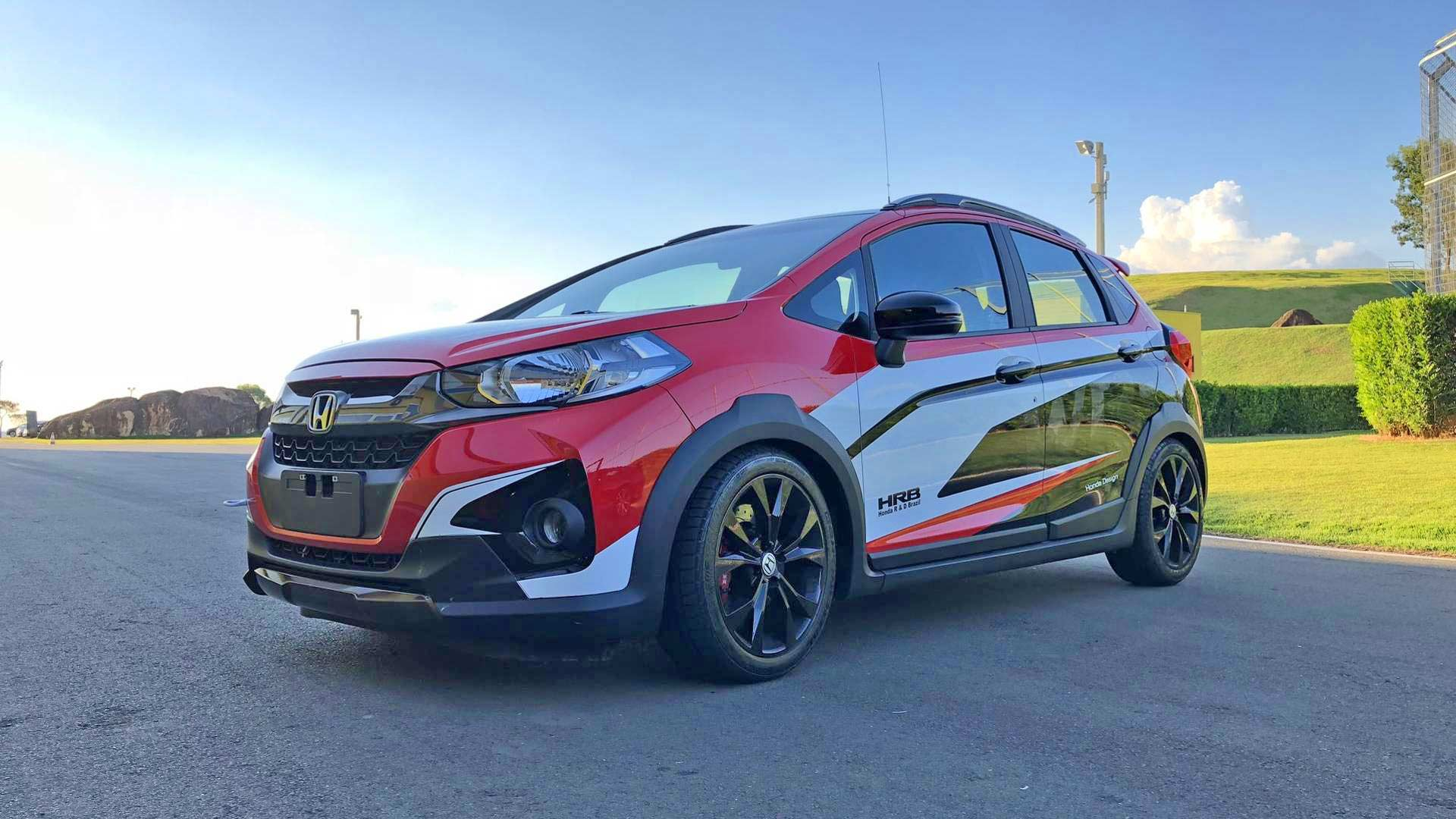 Honda-WR-V-Turbo-pace-car