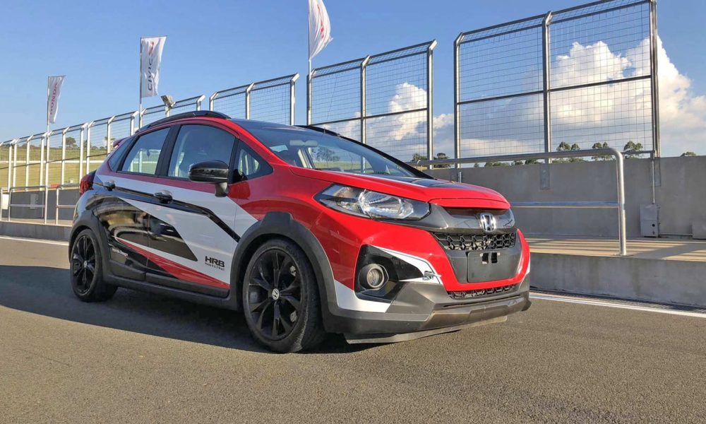 Honda-WR-V-Turbo-pace-car_2