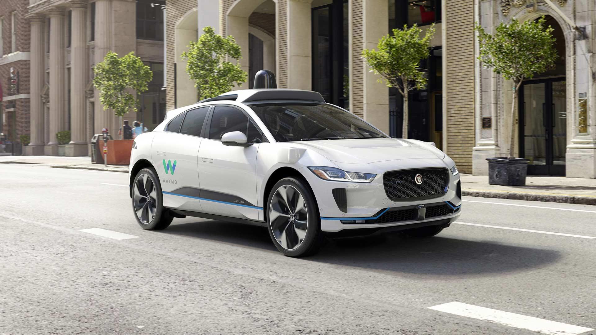 Jaguar Land Rover Waymo I-Pace_4