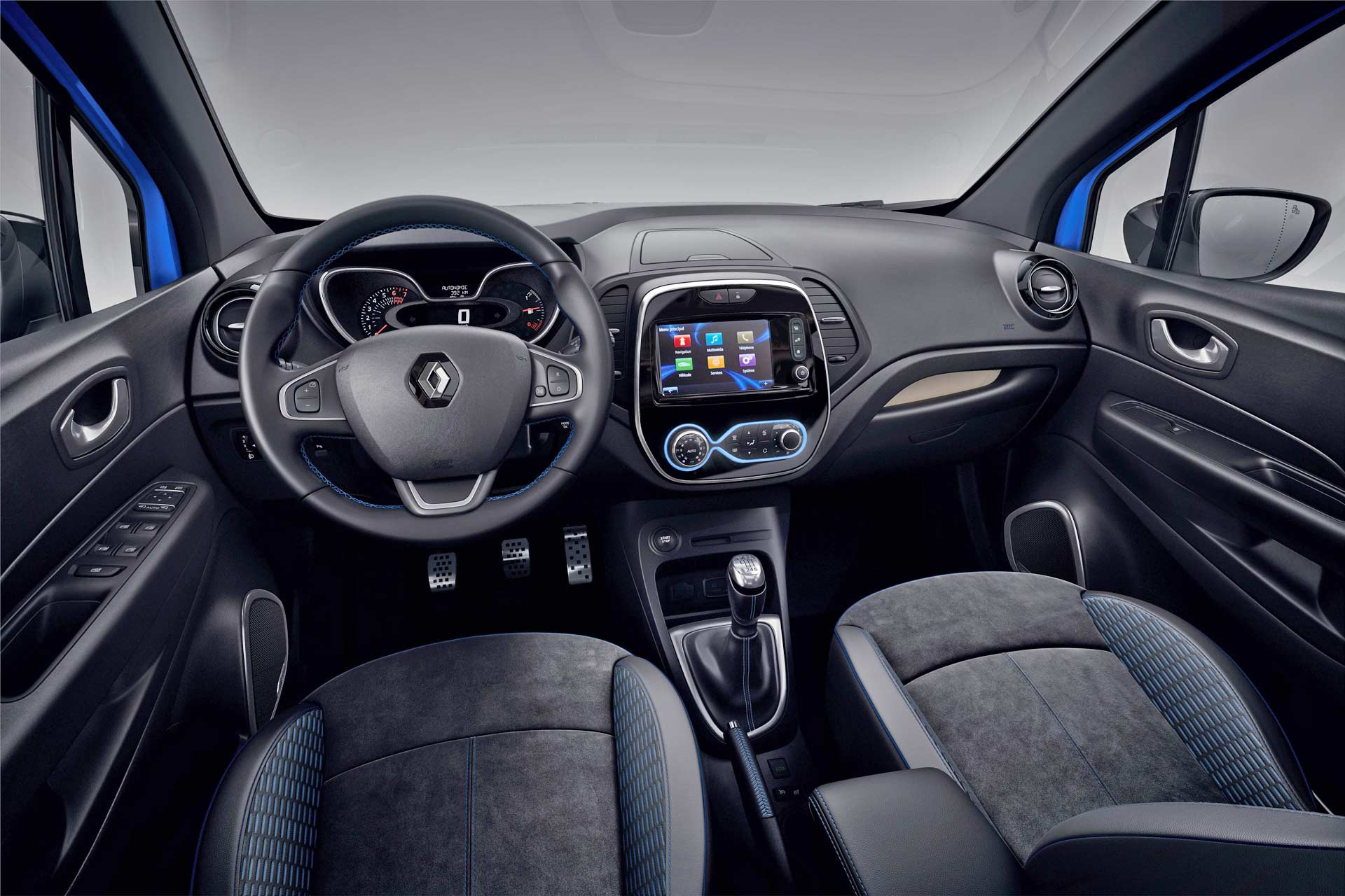 renault captur s edition gets more power and style autodevot. Black Bedroom Furniture Sets. Home Design Ideas