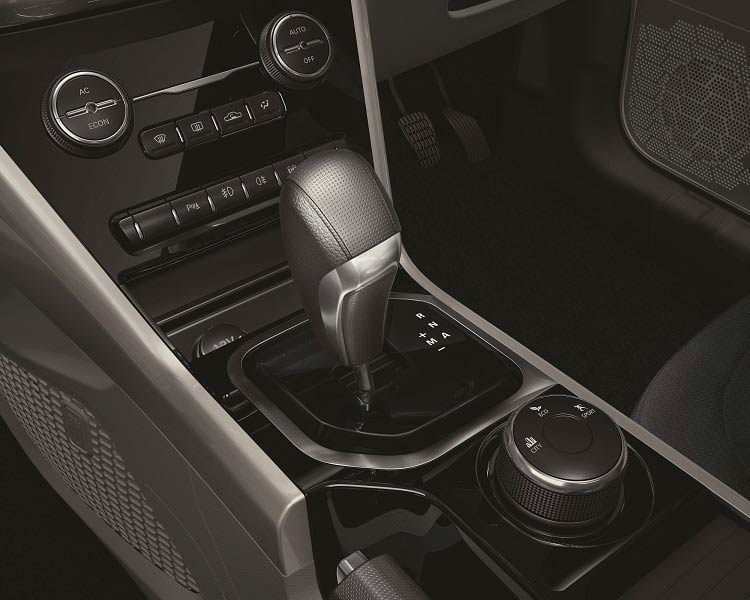 Tata-Nexon-HyprDrive-AMT-gear-selector