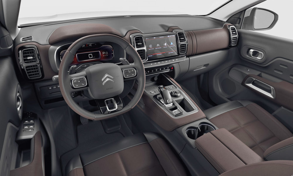 Citroen C5 Aircross Revealed For Europe Autodevot