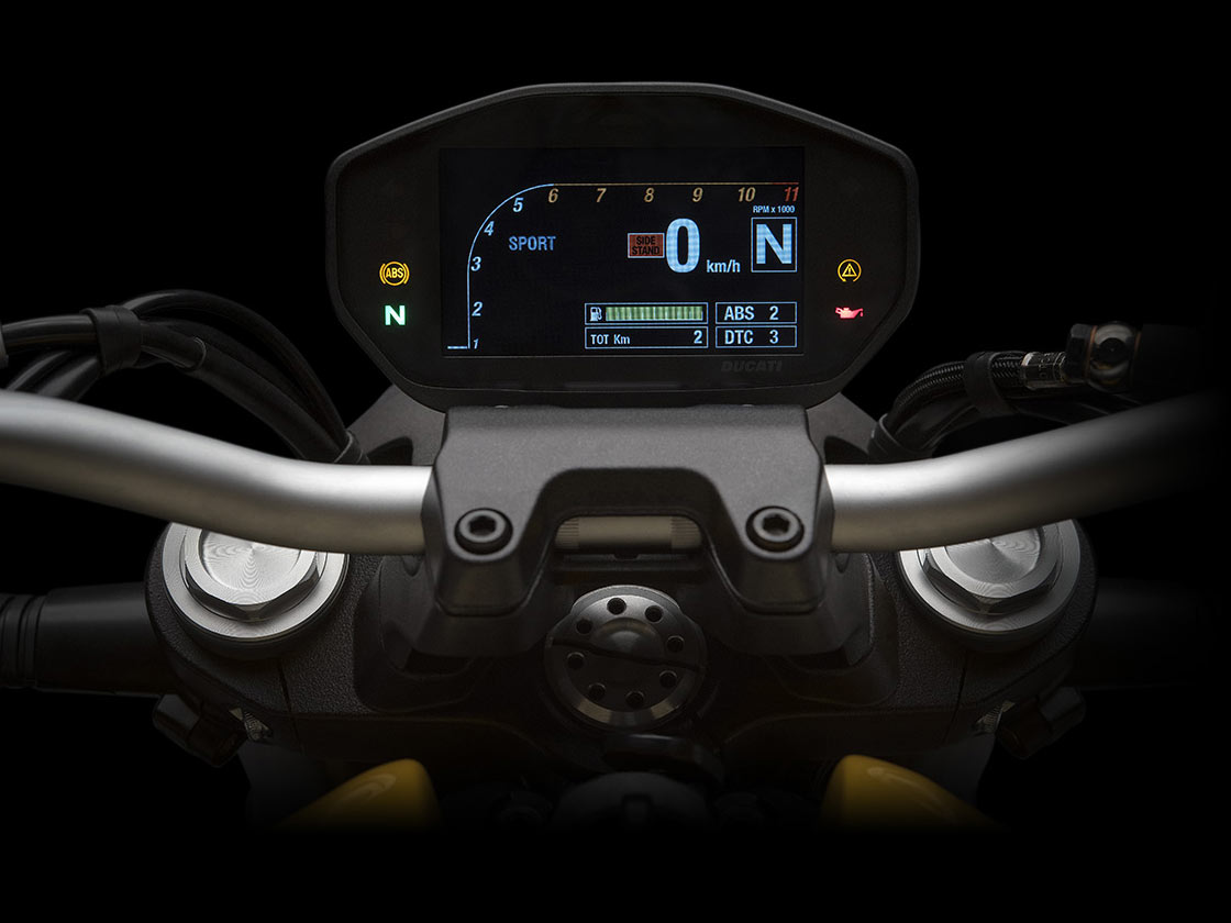 2018-Ducati-Monster-821-instrument-cluster