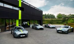 AMR Performance Centre Nürburgring