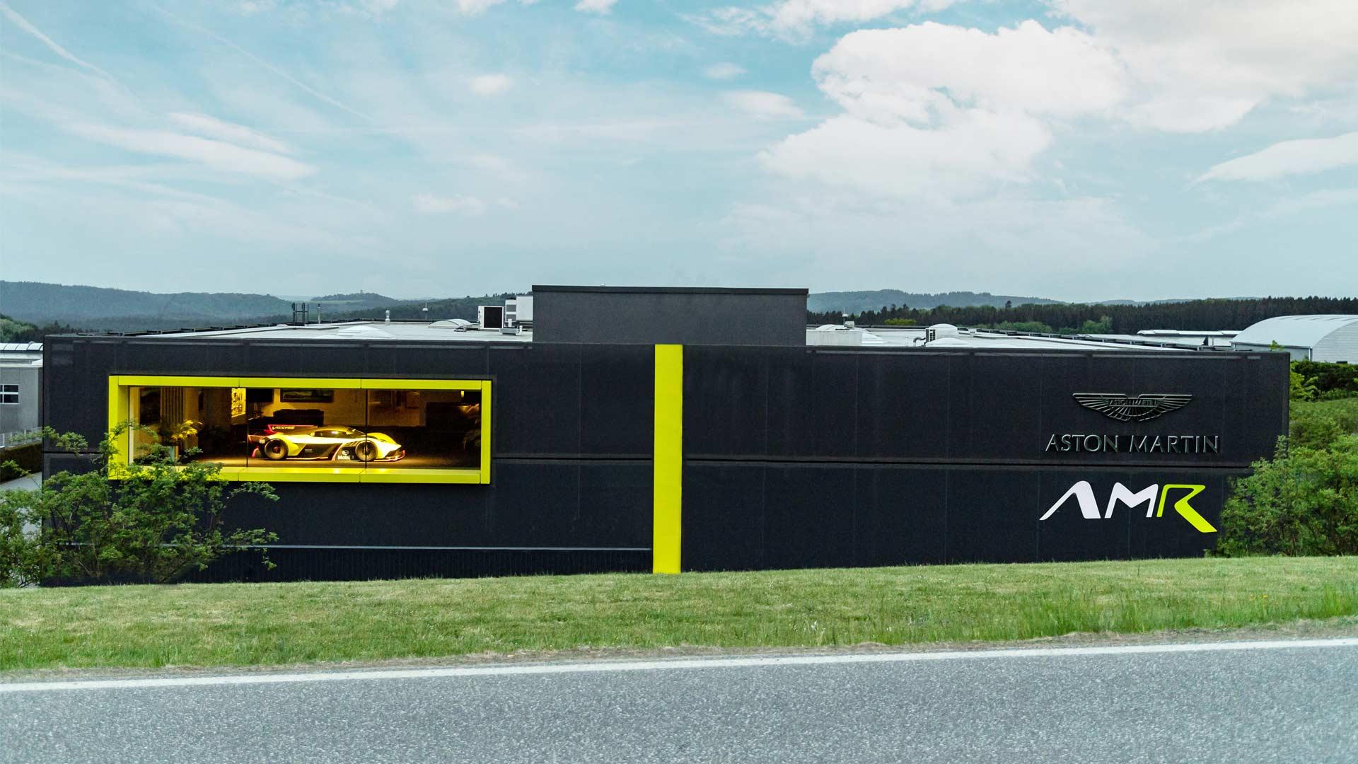 AMR Performance Centre Nürburgring_2