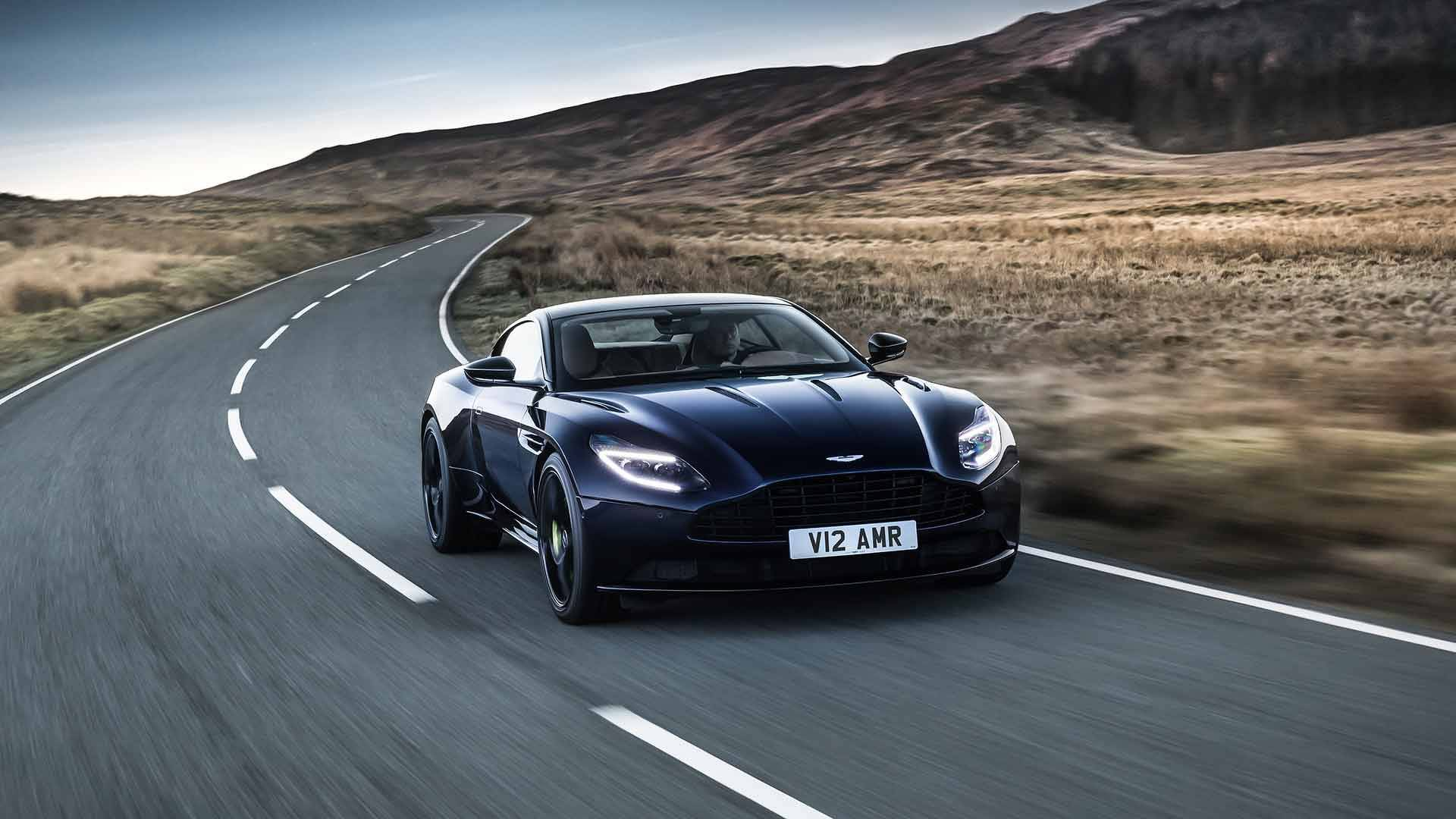 Aston Martin DB Gets More Power And AMR Treatment Autodevot - Aston martin db 11