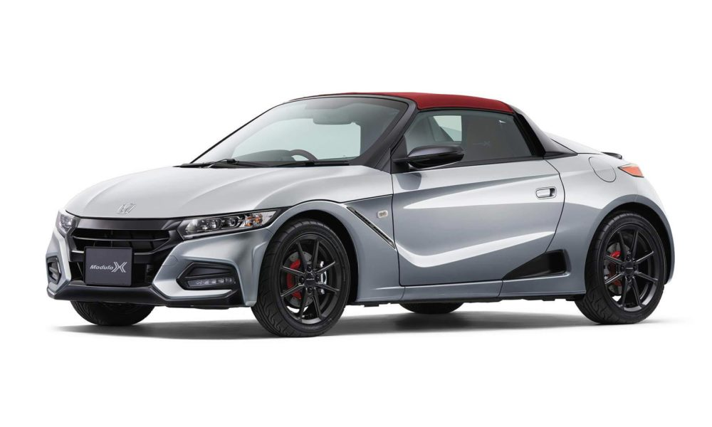 Honda-S660-Modulo-X