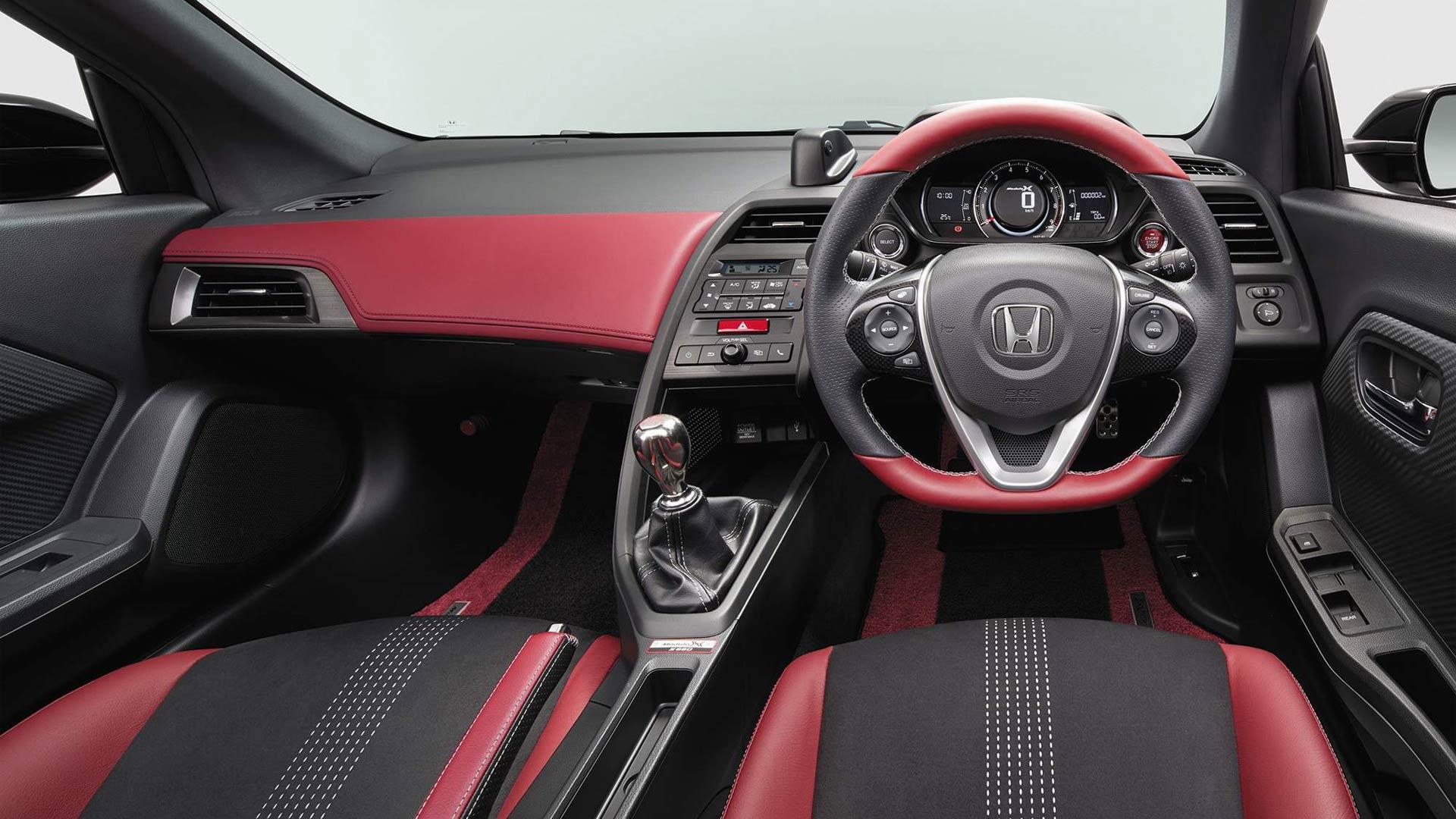 Honda-S660-Modulo-X-interior