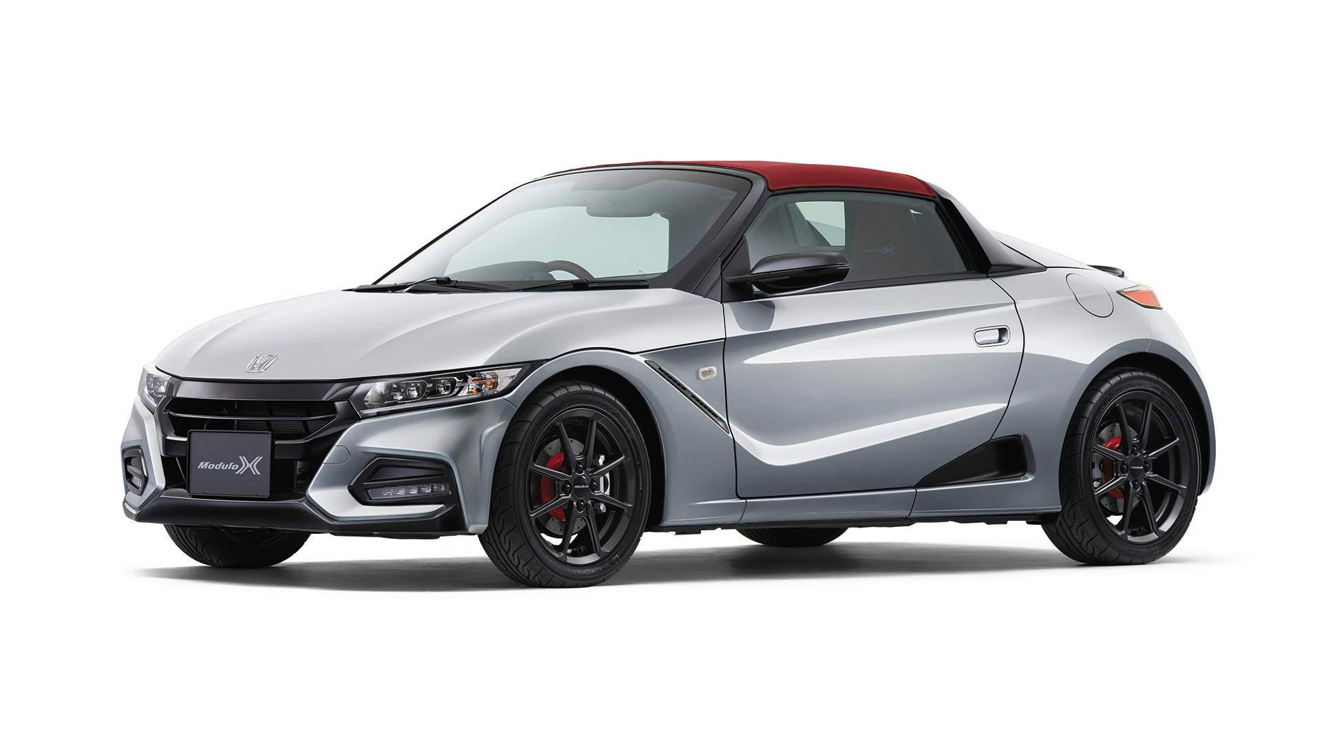 Honda S660 Modulo X Revealed For Japan Autodevot