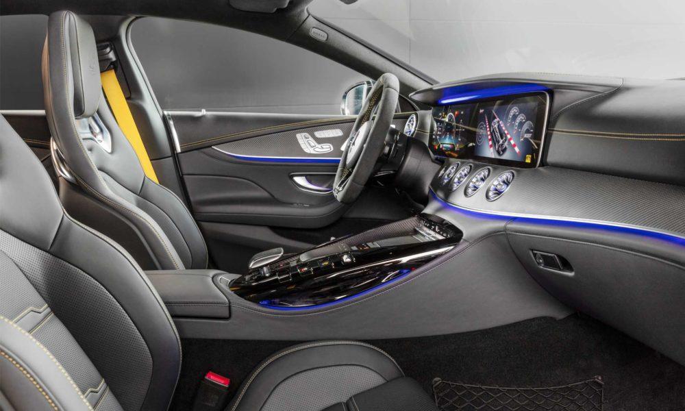 Mercedes-AMG-GT-4-Door-Coupé-Edition-1-interior