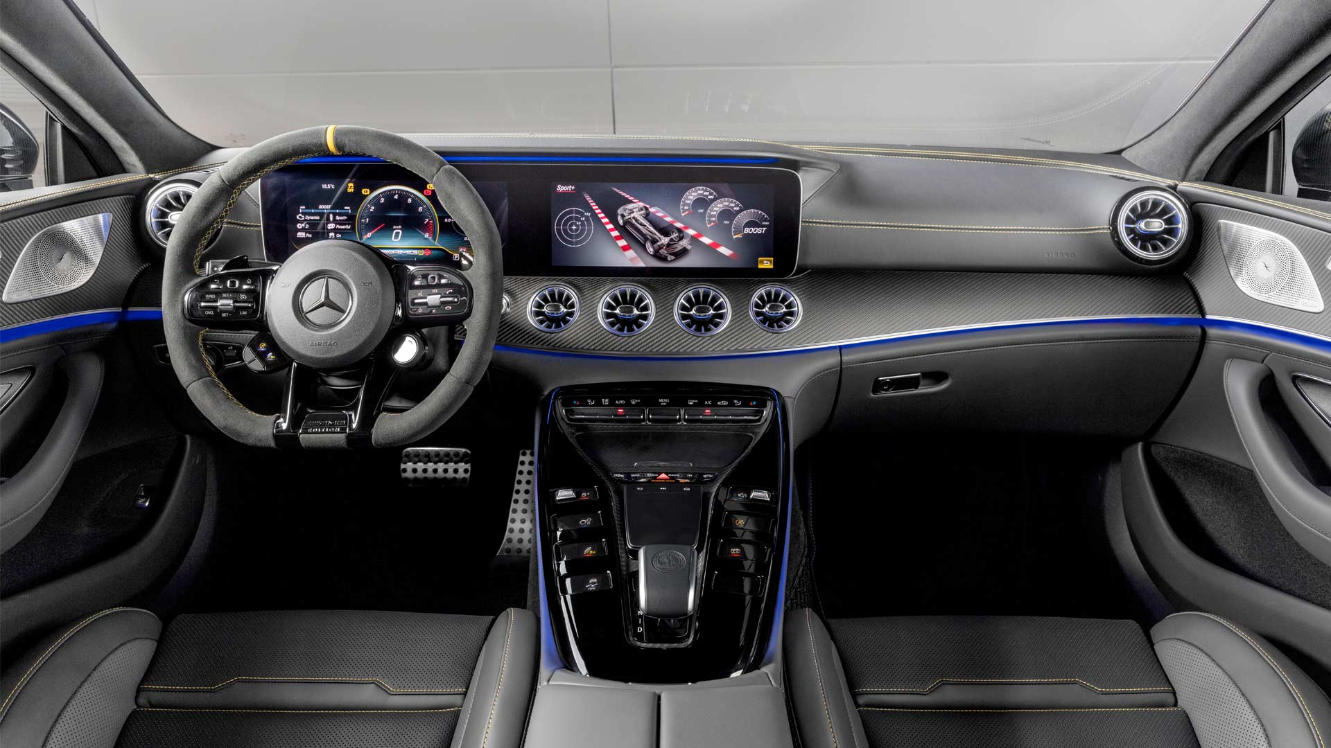 Mercedes-AMG-GT-4-Door-Coupé-Edition-1-interior_2