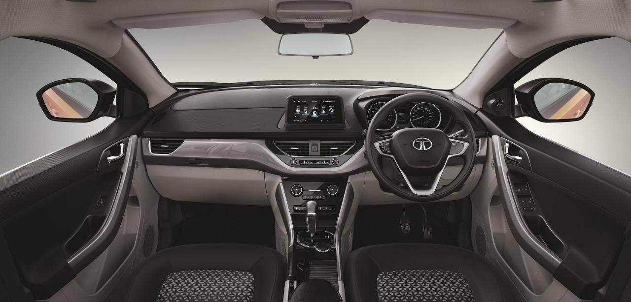 Tata-Nexon-AMT-interior