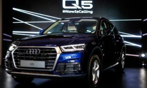 2018 Audi Q5 petrol India launch