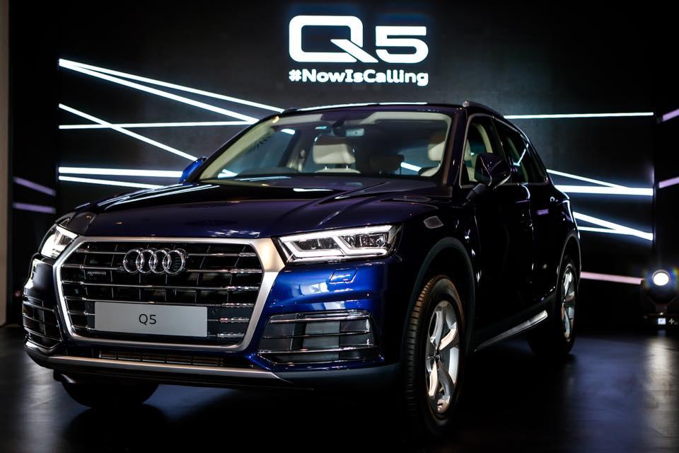 2018 Audi Q5 Petrol India Launch