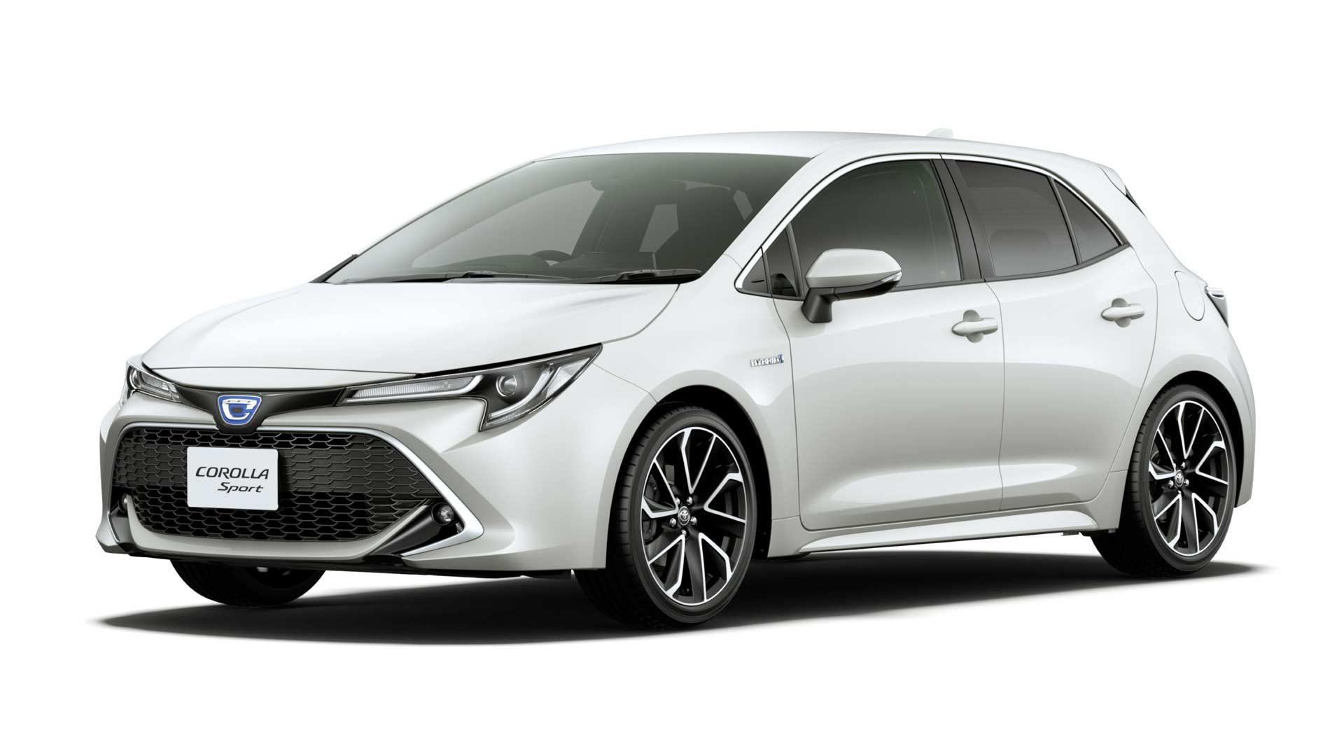 2018 Corolla Sport Hatchback