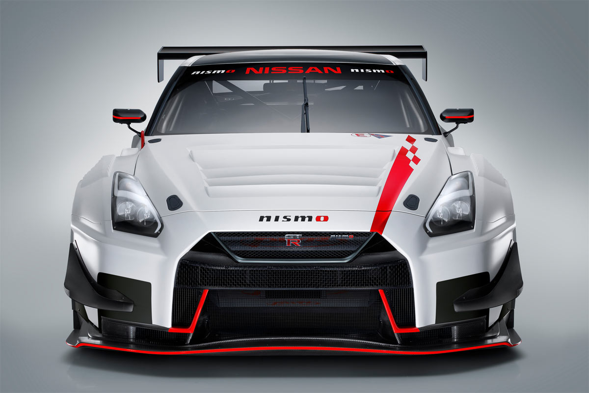 2018 nissan gt r nismo gt3 now available to order autodevot. Black Bedroom Furniture Sets. Home Design Ideas