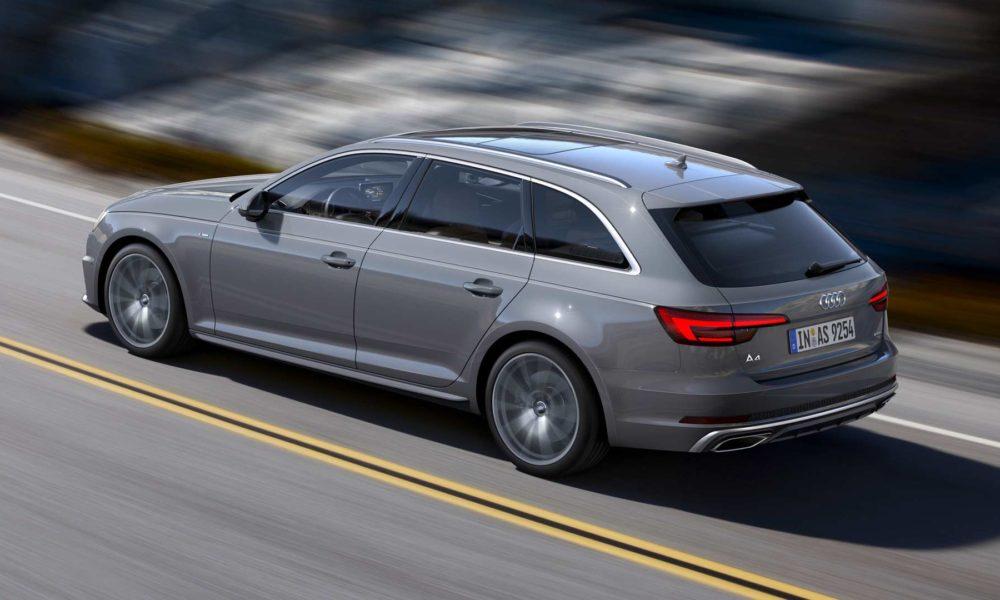 Audi A4 Sedan & Avant receive styling upgrades for 2019 model year - Autodevot