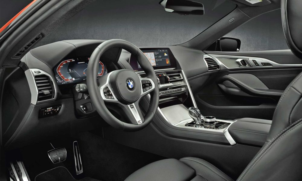 2019-BMW-8-Series-carbon-package-interior