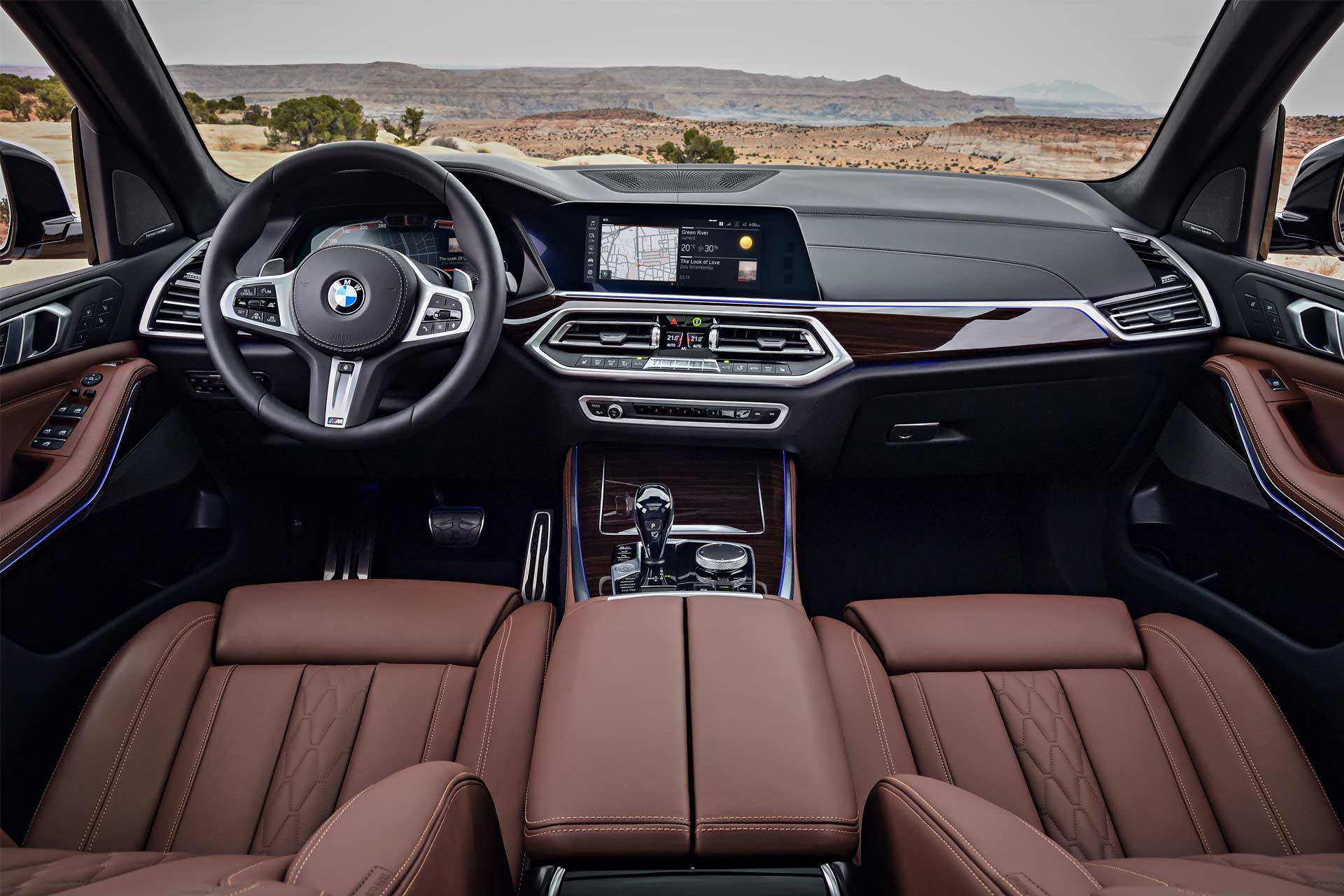 2019-BMW-X5-interior