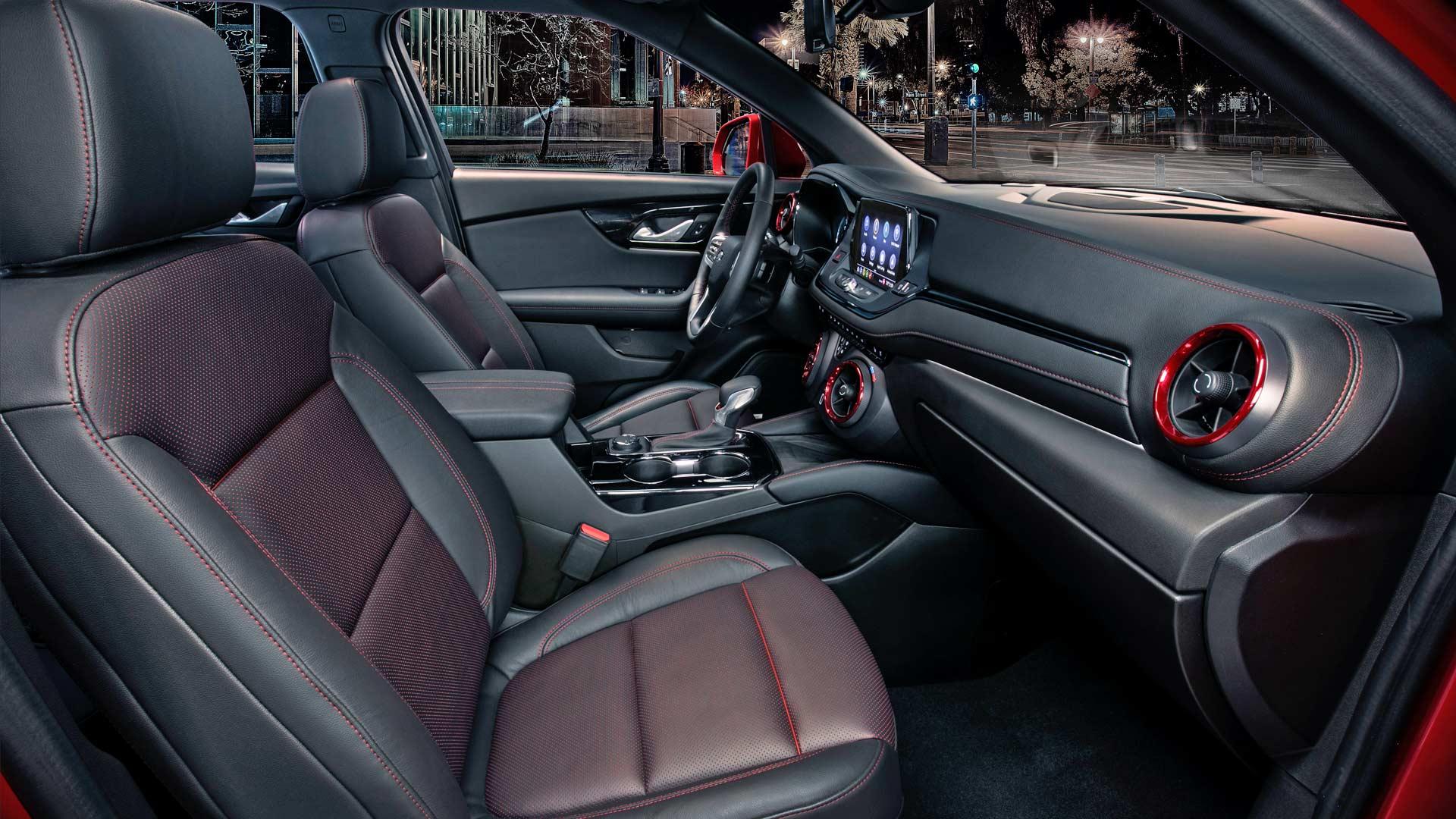 2019 Chevrolet Blazer debuts in U.S. - Autodevot