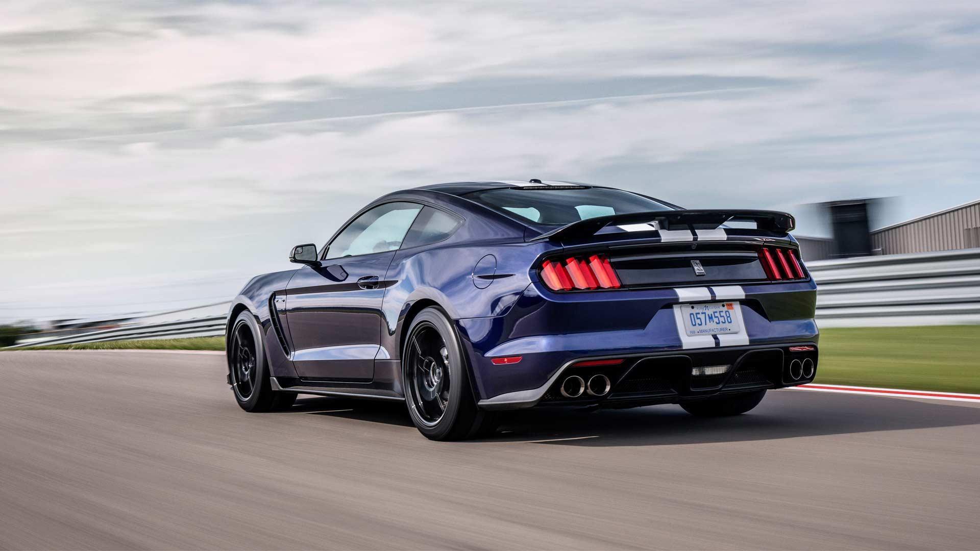 2019 Mustang Shelby GT350 revealed - Autodevot