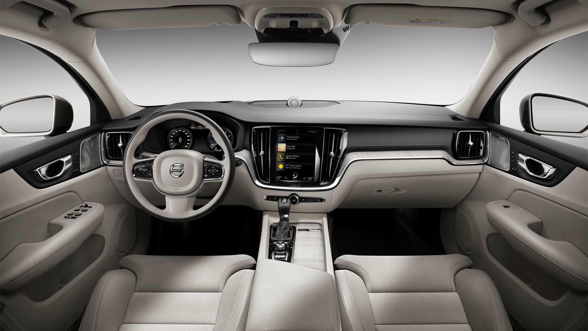3rd-generation-2019-Volvo-S60-Inscription-interior