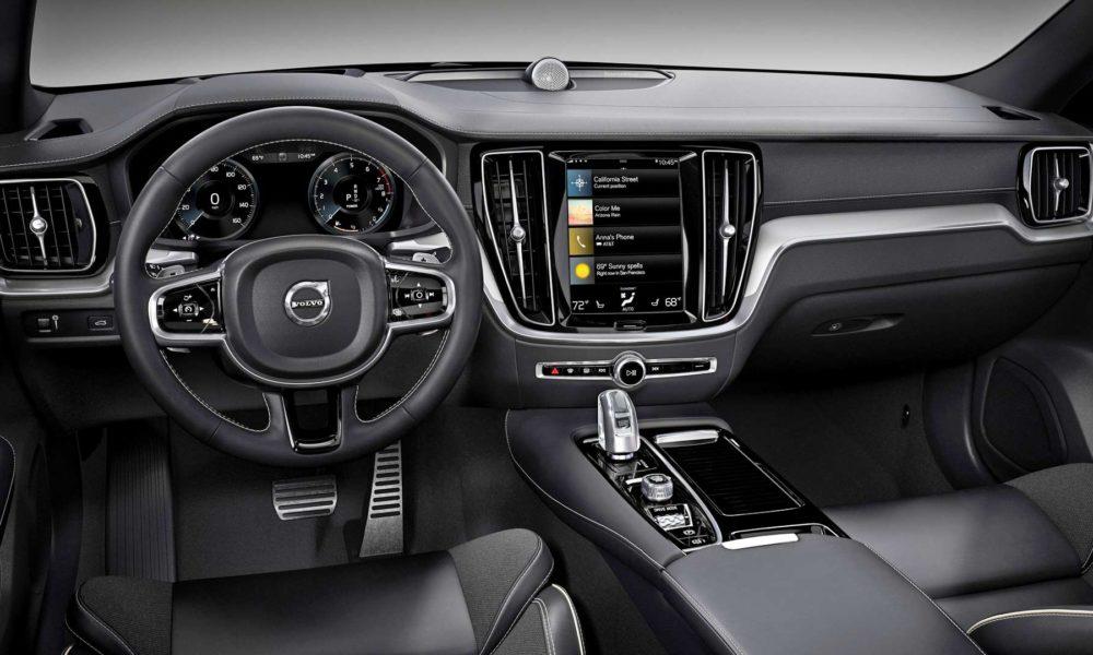 3rd-generation-2019-Volvo-S60-Polestar-Engineered-interior