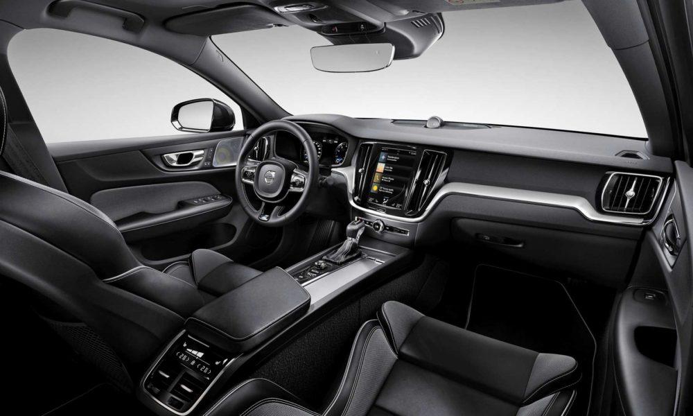 3rd-generation-2019-Volvo-S60-R-Design-interior