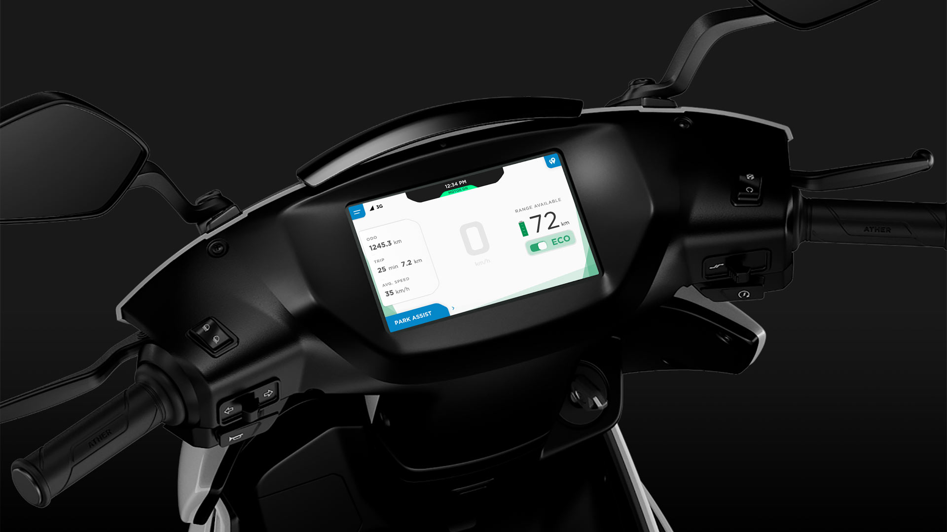 Ather-Dashboard