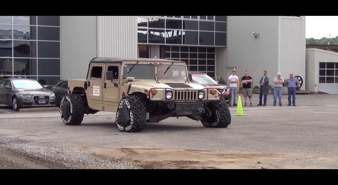 DARPA-re-configurable-wheel-track