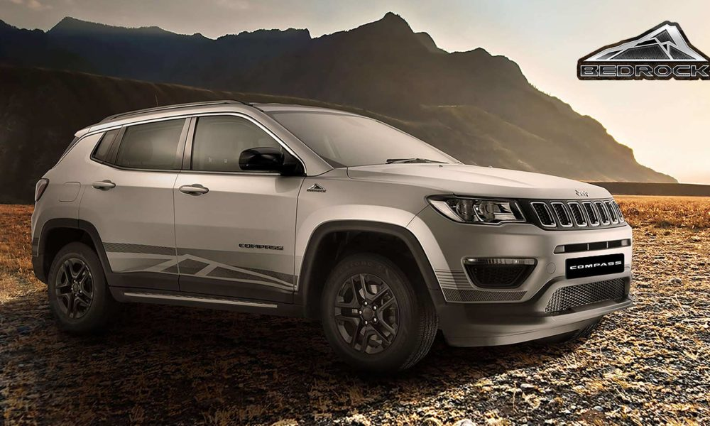 Jeep Launches Compass Bedrock Limited Edition At Rs 17 53