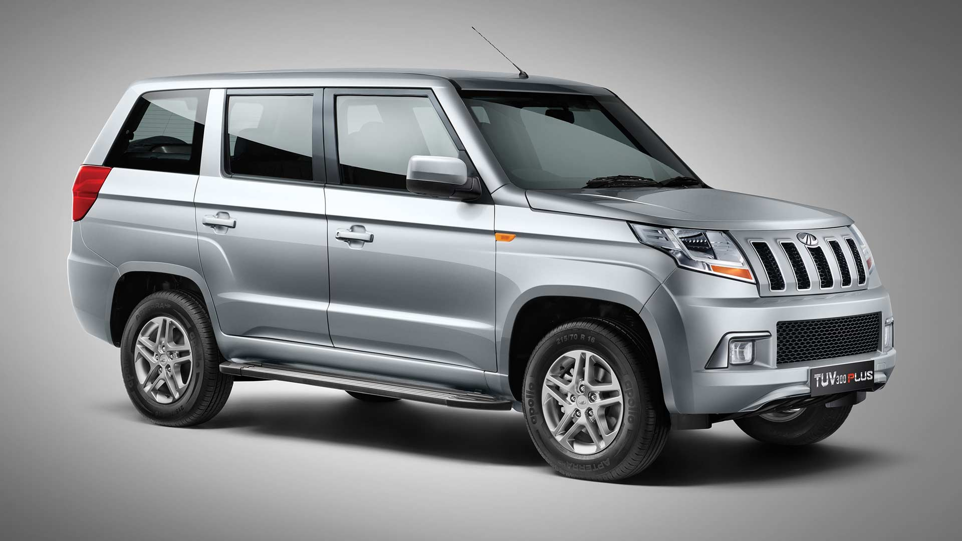 9 Seater Mahindra Tuv300 Plus Launched At Rs 9 47 Lakh