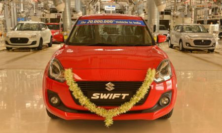 Maruti-Suzuki-20-Millionth-model-Swift