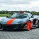 McLaren 675LT F1 GTR Longtail Gulf Racing livery