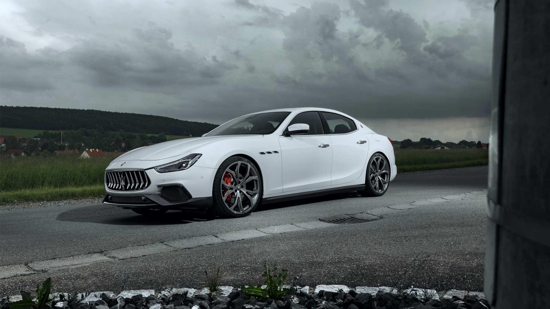 Novitec-refined-Maserati-Ghibli-GranSport