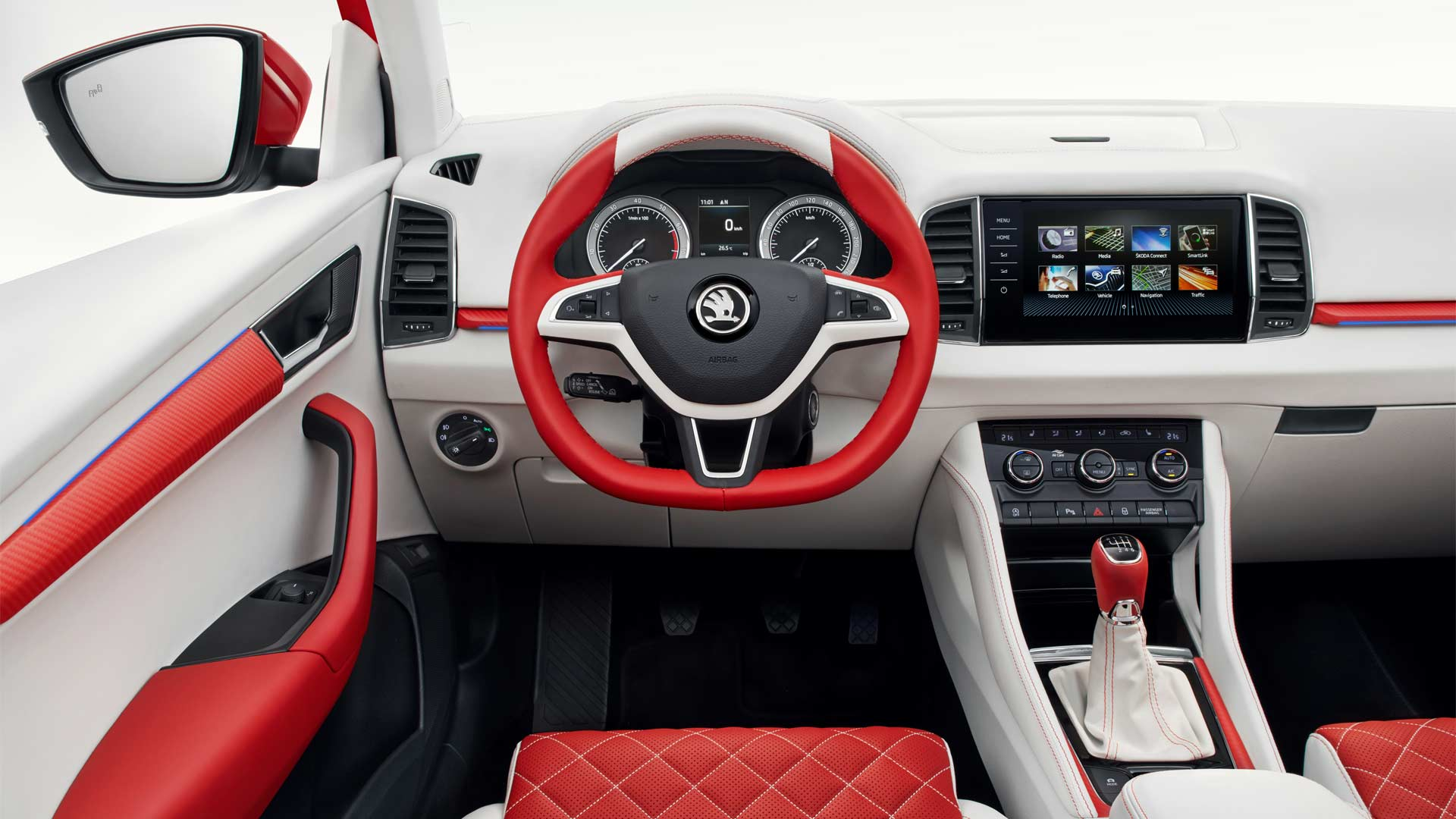 Skoda-Sunroq-interior