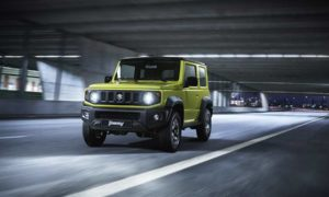 2019-4th-generation-Suzuki-Jimny