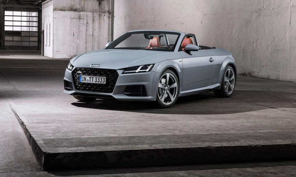 2019 Audi TT 20 years special anniversary model